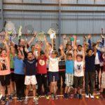 fête de l'école de tennis juin 2016
